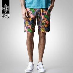 Hey! DUDE - Printed Shorts