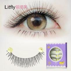 Litfly - Eyelash#218 (5 pairs)