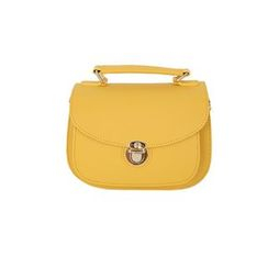 DABAGIRL - Push-Lock Flap Shoulder Bag