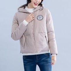 Clover Dream - Hooded Padded Coat