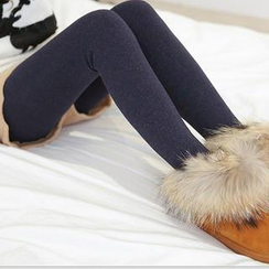 Soft Luxe - Fleece-Lined Stirrup Leggings