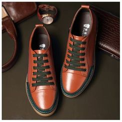 Fortuna - Genuine-Leather Casual Shoes