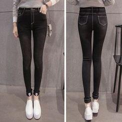EFO - Washed Skinny Jeans