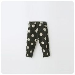 Rakkaus - Polka-Dot Tapered Pants