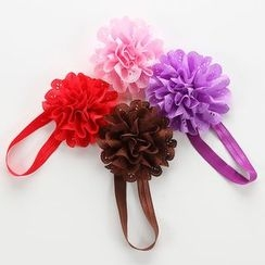 Madou - Baby Flower Accent Head Band