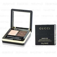 Gucci 古芝 - Magnetic Color Shadow Duo (#020 Amaretto)
