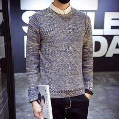 Harvin - Melange Sweater