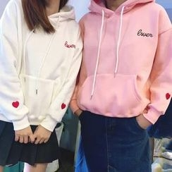 YUKISHU - Embroidered Hoodie