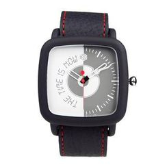 Moment Watches - BE ATTENTIVE Moment to conceive Strap Watch