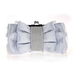Glam Cham - Bow Evening Clutch