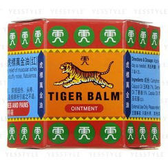 TIGER BALM - Tiger Balm Red (Large)