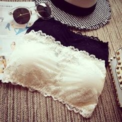 ENZA - Lace Panel Bandeau