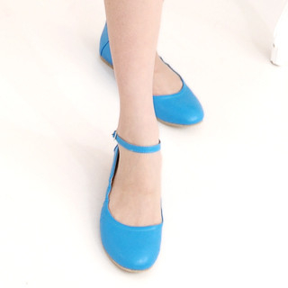 59 Seconds - Ankle-Strap Flats