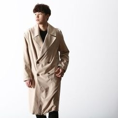 MODSLOOK - Double-Breasted Trench Coat