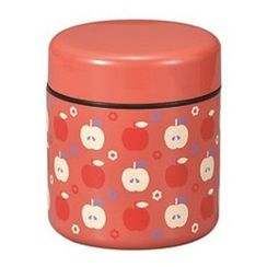 Miyamoto Sangyo - arte Double Wall Lunch Box Apple