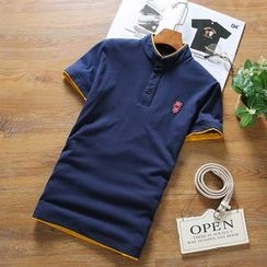 Alvicio - Short Sleeve Polo Shirt
