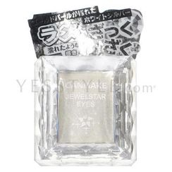 Canmake - Jewelstar Eyes (#01 Crystal Silver)