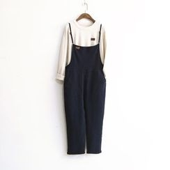 Ranche - Pinafore Harem Jumpsuit