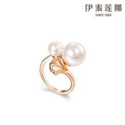 Italina - Faux Pearl Ring