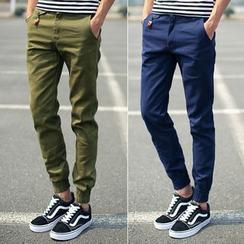 Bay Go Mall - Capri Jogger Pants