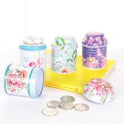Coco Store - Printed Tea Tin