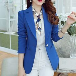 Bornite - Single Button Blazer