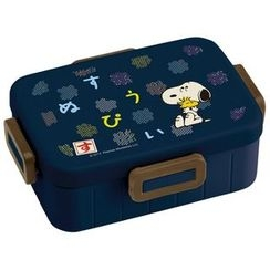 Skater - SNOOPY 4 Lock Lunch Box (Japanese Style)
