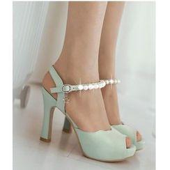 Freesia - High Heel Sandals