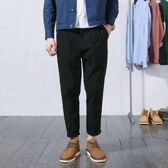 Mrlin - Slim-Fit Pants