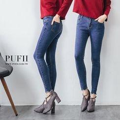 PUFII - Skinny Jeans