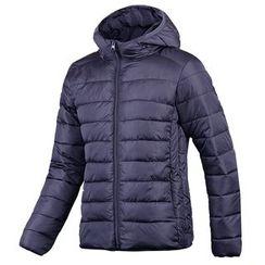 Seoul Homme - Hooded Padded Jacket - Lightweight