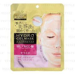 Utena - Premium Puresa Hydro Gel Mask (Hyaluronic Acid)