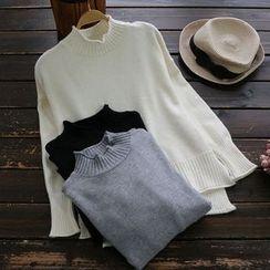 YOYO - 樽领毛衣