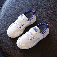Luco - Canvas Velcro Sneakers