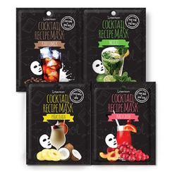 Berrisom - Cocktail Recipe Mask 10pcs (4 Types)