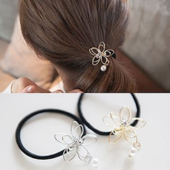Miss Floral - Flower Hair Tie