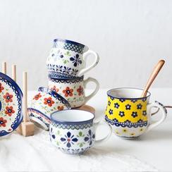 Modern Wife - Printed Mug / Set: Printed Mug + Plate