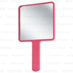 3 CONCEPT EYES - Square Hand Mirror (Pink) (Large)