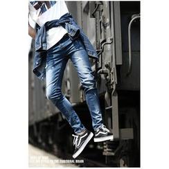 Gurbaks - 窄身牛仔褲