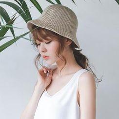 JUSTONE - 針織漁夫帽