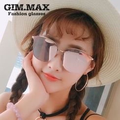 GIMMAX Glasses - Mirrored Sunglasses
