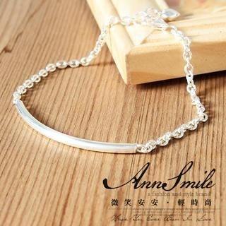 AnnSmile - 925 Sliver Bracelet