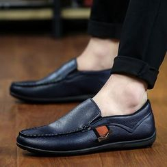 Easy Steps - Plain Loafers