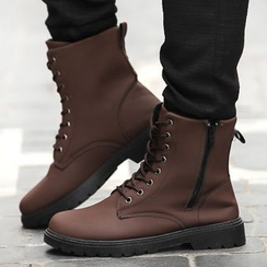 MARTUCCI - Lace-Up Boots