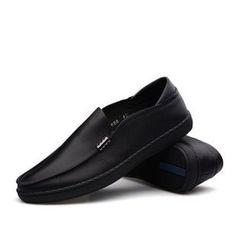 Van Camel - 真皮乐福鞋
