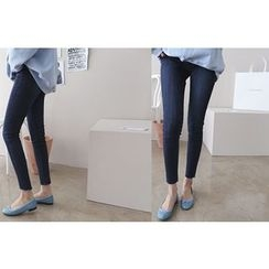 DAILY LOOK - Washed Skinny Jeans