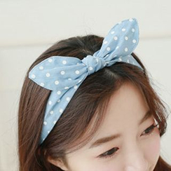 Azalea - Bow Hair Band