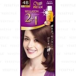 Wella - Wellation 2 + 1 Hair Color (#4B)