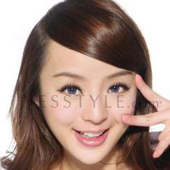 GEO - 彩色隱形眼鏡 CH-621 (水凝紫) [只提供 P-0.00]