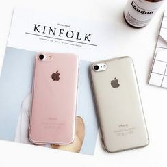 SEGEL - Transparent Case for iPhone 6 / 6 Plus / 7 / 7 Plus